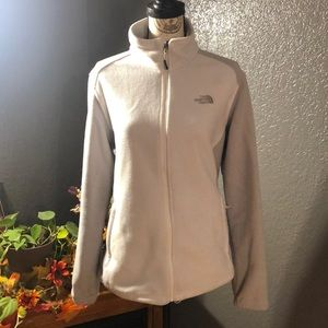 🌹The North Face XL FullZip Two Tone Fleece Jacket